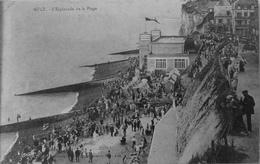 L'esplanade De La Plage - Ault