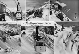 Vallugabahn ( Carte 10 X 15 Cm) - St. Anton Am Arlberg