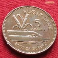 Guyana 5 Dollars 2005 KM# 51 Guiana - Guyana