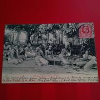 ROTAMA KAVA GROUPE FIJI FEMME NU - Fidji