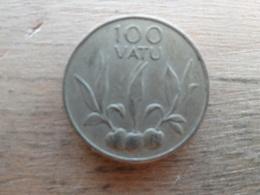 Vanuatu  100  Vatu  1995  Km 9 - Vanuatu