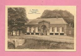 C.P. Vilvoorde =  Oud  Tuchthuis - Vilvoorde