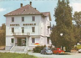 AUSTRIA - Lochau Bei Bregenz - Hotel Baumle Am See 1970's - Automotive - Lochau