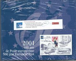 Belgique 2001 Année Complète Volledig Jaar Prix Poste Postprijs 70,65 € - Belgique