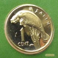 Guyana 1 Cent 1978 Proof  Guiana - Guyana