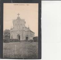 COCHINCHINE  -  Cantho - Eglise - Vietnam