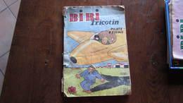 BIBI FRICOTIN N°34  BIBI FRICOTIN PILOTE D'ESSAIS   LACROIX - Bibi Fricotin