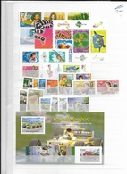 2001 MNH Ireland, Year Collection According To MIchel, (3 Scans) - Irlanda