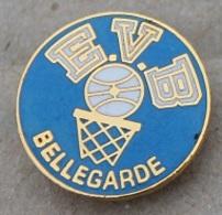 E.V.B. - BELLEGARDE - AIN - BASKET BALL - PANIER - BALLON  -                       (18) - Basketball