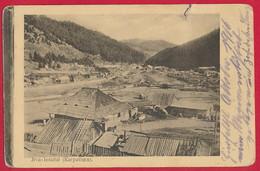 AK RUMÄNIEN 'Jrva-Jesului' (Karpaten) ~ 1916 - Romania
