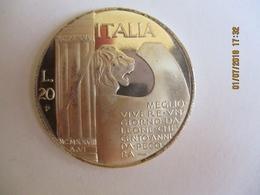 Italia: Medaglia Benito Mussolini - Altri
