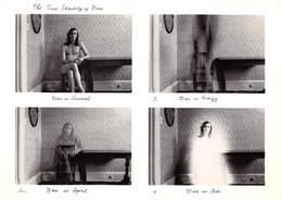 CPM - Photograph By Duane Michals - The True Identity Of Man 1971 - Animal Spirit Energy God - Photographie Photographe - Fotografie
