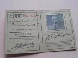 Wereldtentoonstelling ANTWERPEN 1930 EXPO ANVERS ( Gruythuysen J. Antwerpen N° A 00527 ) ! - Non Classés
