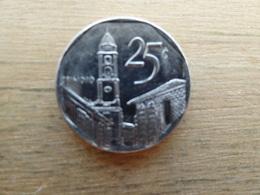 Cuba  25  Centavos  2003  Km 577 - Cuba