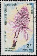 Congo Taxes 1971. ~ T 47 - Flore. Phaemeria Magnifica - Gebraucht