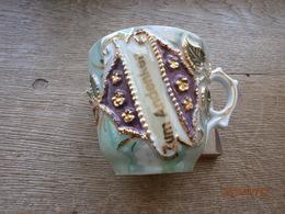 Rare Tasse  Porcelaine Civile Ww1 - 1914-18