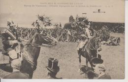 D75 - PARIS - VISITE DE S.P. ALPHONSE XIII A PARIS - REVUE DE VINCENNES OFFICIERS ESPAGNOLS SUR LE TERRAIN DE MANOEUVRE - Autres