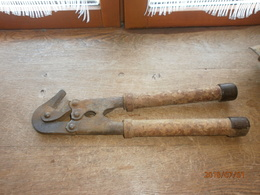 Cisaille Isolée Allemande WW2 - 1939-45