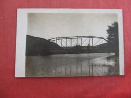 To Identify  RPPC  Bridge  Ref 3007 - Postcards