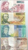 BILLETS BELGIQUE 100/200/500/1000 FRANCS N03 - Autres