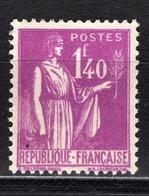 FRANCE 1937 -  Y.T. N° 371  - NEUF** - Frankreich