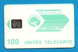DJUBOUTI  Chip Phonecard - Dschibuti