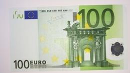 EURO-ITALY 100 EURO (S) J018 Sign Trichet - 100 Euro