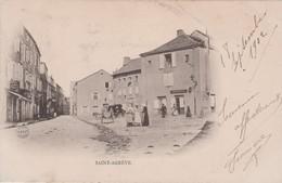 SAINT AGREVE - Saint Agrève