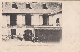 Cp , 65 , LOURDES , Maison Paternelle De Bernadette Soubirous - Bagneres De Bigorre