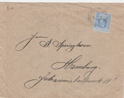 Sierra Leone Lettre Pour L'Allemagne 1912 - Sierra Leone (...-1960)