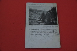 Pragelato Torino Alta Val Chisone 1921 Foto Guiot - Non Classificati