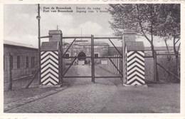 Fort Van Breendonk, Ingang Van't Kamp (pk49774) - Puurs