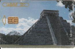 MEXICO - Pyramid, Chichen Itza/Yucatan, Used - Mexico