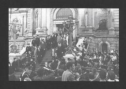 POLITIQUE - MONTRÉAL 1967 LE GÉNÉRAL CHARLES DE GAULLE À L'HÔTEL DE VILLE DE MONTRÉAL - Personnages