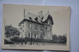 HAYANGE-chateau - Hayange