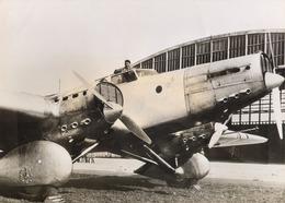 "PHOTO AVIATION 18X24 - COUZINET 71 ""Arc-en-Ciel"" - Ligne MERMOZ - Aviation"