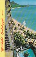 Hawaii Honolulu The Outrigger Hotel On Waikiki Beach - Honolulu