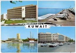 KOWEÏT KUWAIT - Multivues - Autos Voitures Automobiles Cars Américaine à Identifier US Car Simca P60 - Koweït