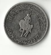 Libya,100 Dirham 2009 - Libye