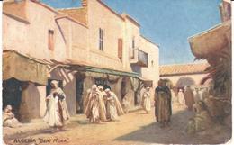 POSTAL   ARGEL /ALGER)  ARGELIA -AFRICA - BENI MORA - Argelia