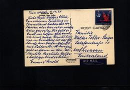 Trinidad&Tobago Interesting Postcard - Trinidad & Tobago (1962-...)