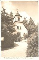 Deutschland - Saxe - Altenberg - Ansichtskarte Oberbärenburg-Altenberg (Erzgebirge) Waldkapelle 1963 - Altenberg