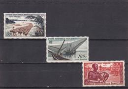 Africa Ecuatorial Francesa Nº A58 Al A60 - Unused Stamps