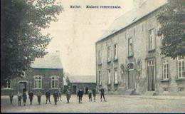 MELLET « Maison Communale » (1920) - Les Bons Villers