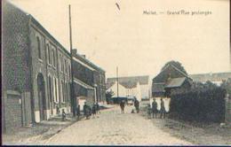MELLET « Grand'rue Prolongée » Ed. Armand Bouffioux, Mellet (1920) - Les Bons Villers