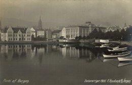 PARTI AF BERGEN    NORWAY NORUEGA  NORGE NORVEGE - Noruega