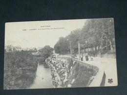 VANNES     1910 /    LAVANDIERES   .....  EDITEUR - Vannes