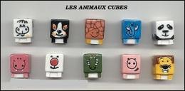Série Complète - Animaux Cubes - Other