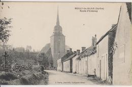 D72 - NUILLY LE JALAIS - ROUTE D'ARDENAY - (EGLISE) - France