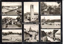 Deutschland - Bavière - Uffenheim - Allemagne